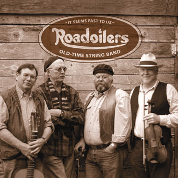 Roadoilers CD Front Cover